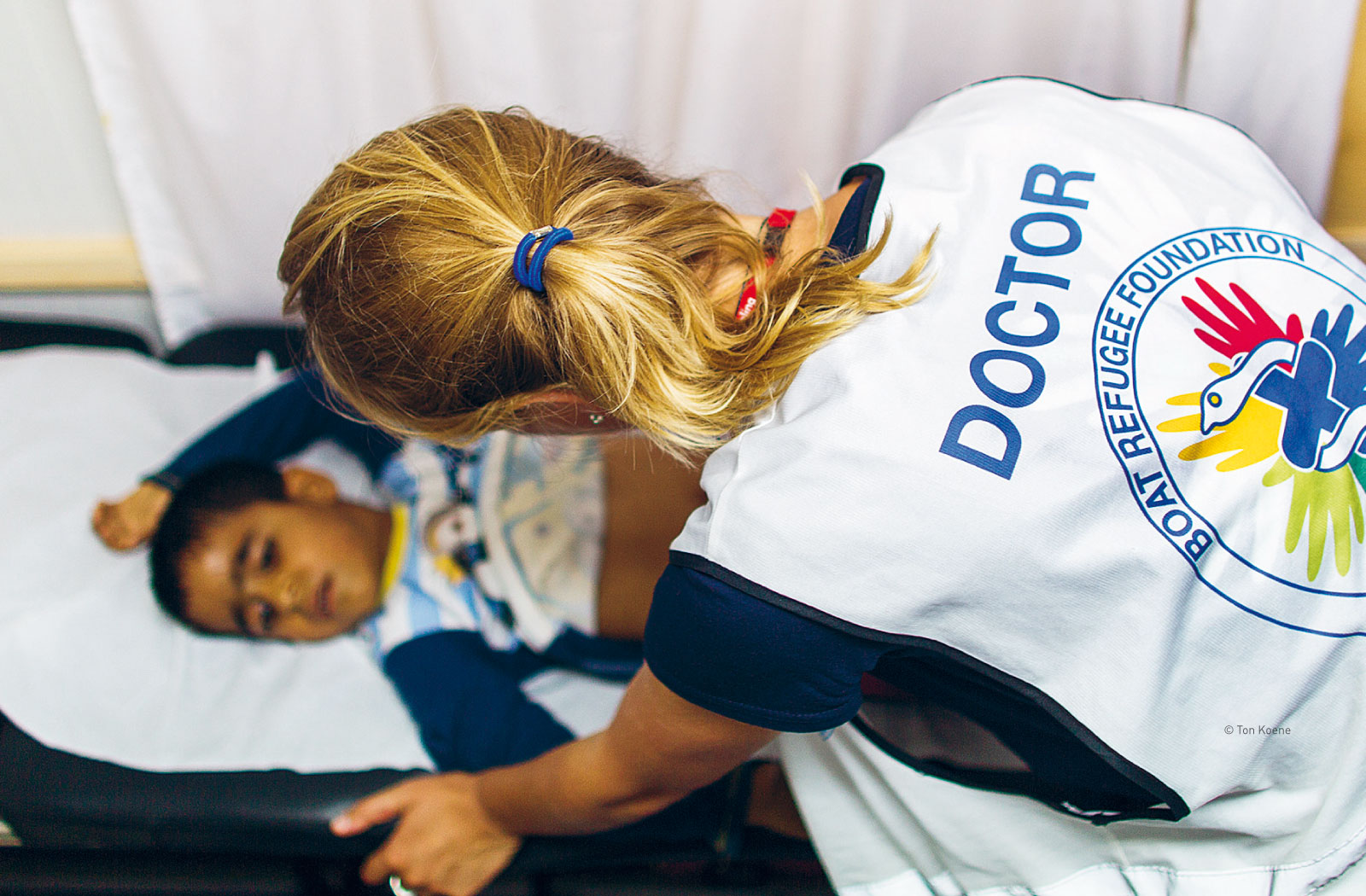 Speerpunt: wereldwijde gezondheidszorg