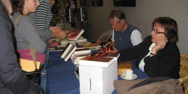 Nu: boek signeren