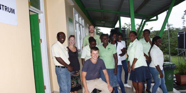 Team van poli Laduani