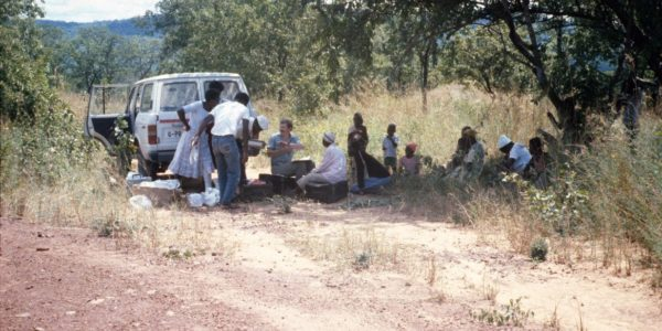 Then (1979-1986): Consultations under the mango tree in Zimbabwe