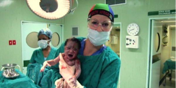 Toen: Spoedkeizersnede in Mseleni Hospital
