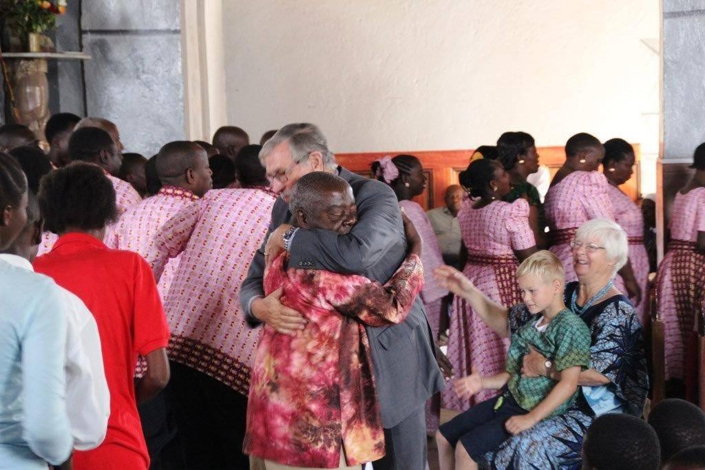 George en Gon Joosten – Vijftig jaar inzet voor Afrika